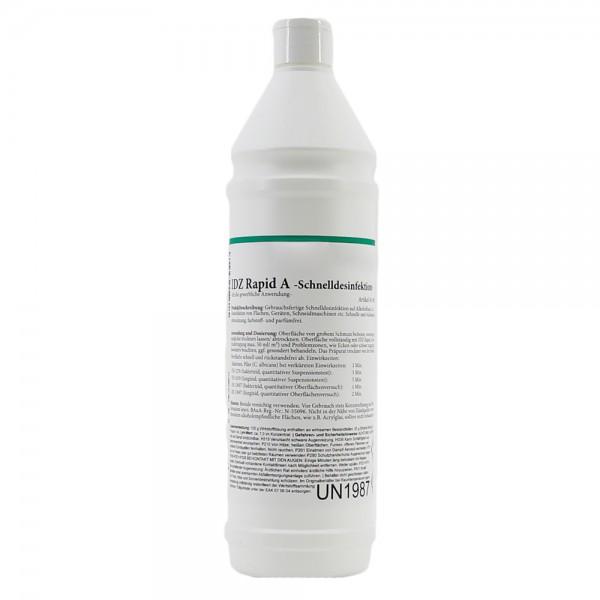 Wagner Oberflächendesinfektion IDZ Rapid A 1L Sprayflasche
