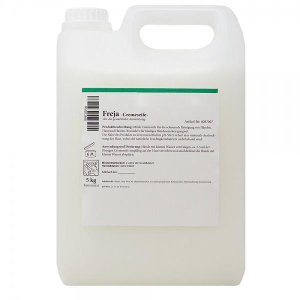 Freja - Milde Handseife 5 Liter